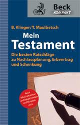 Mein Testament 2008