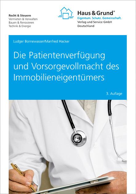 Patientenverfügung 2016